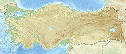 Dardanelles (Çanakkale Boğazı) is located in Turkey