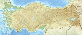 Miletus is located in Turkey
