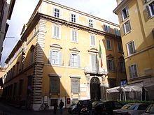 Campo Marzio - palazzo Firenze 1150528.JPG