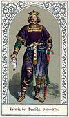 Die deutschen Kaiser Ludwig der Deutsche.jpg