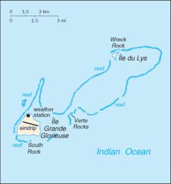 格洛里厄斯群岛
