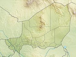 Niamey is located in Niger
