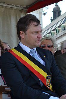 Tommy Leclercq, gouverneur de la province de Hainaut.jpg