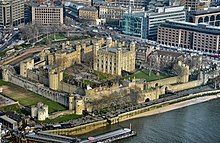 Tower of London from the Shard (8515883950).jpg