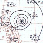 Typhoon Betty analysis 24 May 1961.png