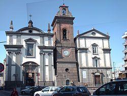 Church of the Annunziata.