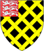William Maltravers coat of arms.png