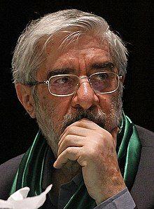 Mir Hossein Mousavi in Zanjan by Mardetanha1(Cropped).jpg