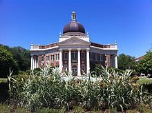 Aubrey K Lucas Administration Building.jpg
