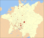 Holy Roman Empire 1648 Imperial cities.png