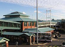 Sheffield Meadowhall Interchange
