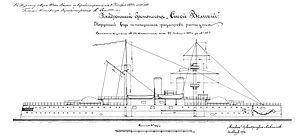 Sisoy Veliky drawing 1892 (barbette).jpg