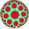 扭棱三阶八边形镶嵌