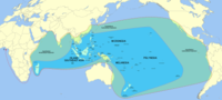Austronesia with hypothetical greatest expansion extent (Blench, 2009) 01.png