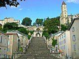 Escalier Monumental d'Auch en 2007 (depuis rénové).jpg