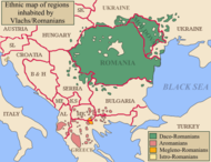 Eastern Romance languages
