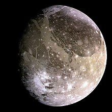 True-color image taken by the Galileo orbiter