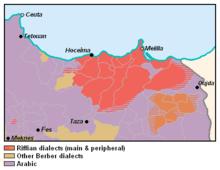 Riffian Language Map.PNG