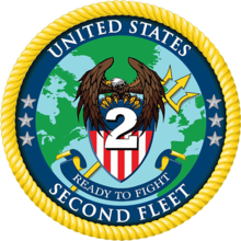 United States 2nd Fleet insignia, 2018 (180816-N-N0701-0001).png
