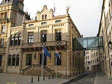Chamber of Deputies of Luxembourg.JPG