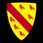 Coat of arms Gerard de Furnival.png
