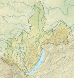 Lake Baikal is located in Irkutsk Oblast