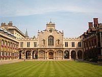 Peterhouse Old Court