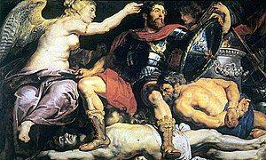 Peter Paul Rubens-Die Krönung des Tugendhelden.jpg