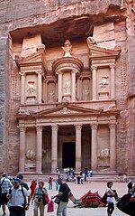 Al-Khazneh at Petra