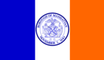 Flag of Manhattan