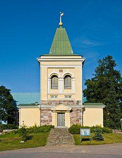 基尔科努米教堂的钟楼