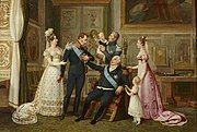 The French Royal family in 1823.jpg