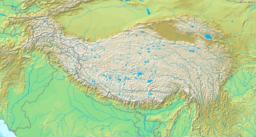 Broad Peak is located in Tibetan Plateau