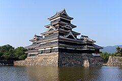 130608 Matsumoto Castle Matsumoto Nagano pref Japan02bs4.jpg