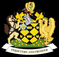 City of Wakefield官方标志