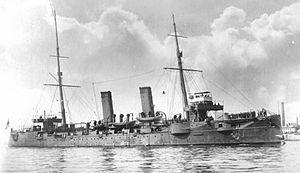 千岁号防护巡洋舰
