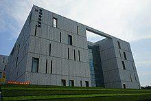 Jilin Provincal Museum New Building 2017.jpg