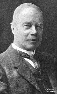 Portrait of George Hudson later in life