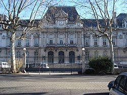 位于里昂的省会大楼