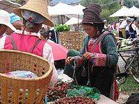 Market day in Shaping, near Erhai lake, Yunnan, China.jpg