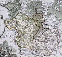 Lordship of Overijssel 1757