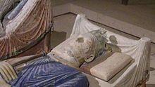 Church of Fontevraud Abbey Henry II effigy.jpg