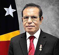 Prime Minister of Timor-Leste Taur Matan Ruak.jpg