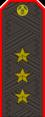 Belarus Police—01 Colonel General rank insignia (Gunmetal).png
