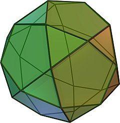 截半二十面体