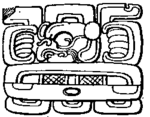 Top east side of stela C, Quirigua.PNG