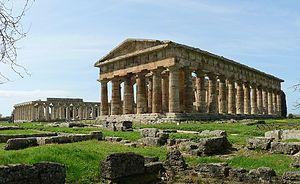 Veduta di Paestum 2010.jpg