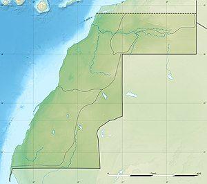 Tifariti is located in Western Sahara