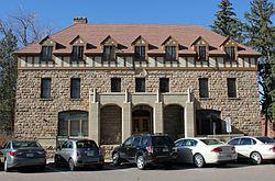 Montgomery Hall Colorado College.JPG