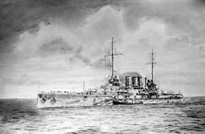 """Bundesarchiv DVM 10 Bild-23-61-25, Linienschiff """"SMS Ostfriesland"""".jpg"""